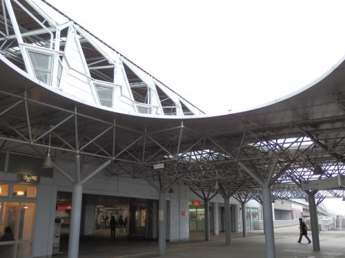 雨の日にちょうどよかった!アサヒビール茨城工場見学