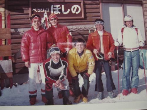 昭和の記憶 シリーズ 2  苗場/尾瀬丸沼高原 で スキー