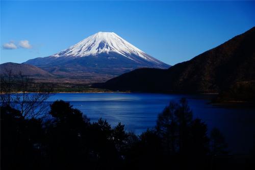 富士山を撮ってみた