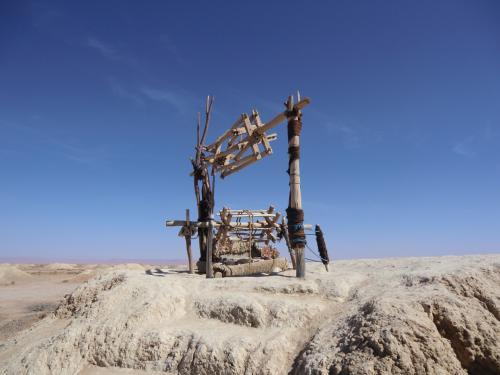 モロッコ旅行③幻想の砂漠メルズーガ~トドラ渓谷~ワルザザード。