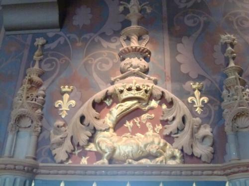 パリ、ノルマンディ、ロワールの旅18:ブロワ、シャンボール城。