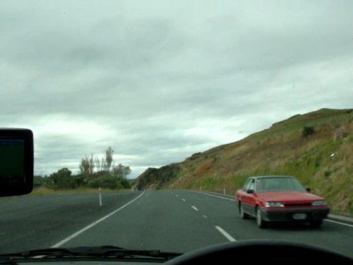 ニュージーランド ドライブ 2012...