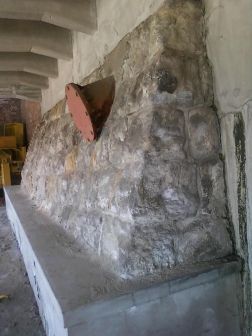 旧三池炭鉱宮浦坑跡(宮浦石炭記念公園) です。その2
