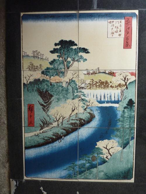 今井の桜と石神井川沿いの桜(石神井川沿いのさくら)