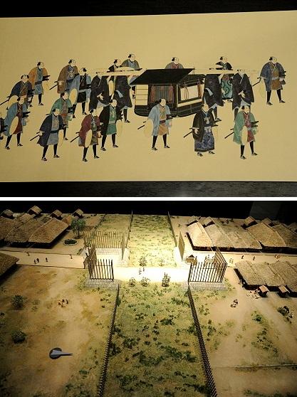 500_25044372 花巻市博物館の資料によると、花巻は奥州道中の宿場町で、盛岡藩、八戸藩、