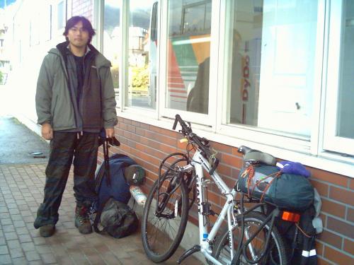 自転車の旅 ユーラシア大陸 ...