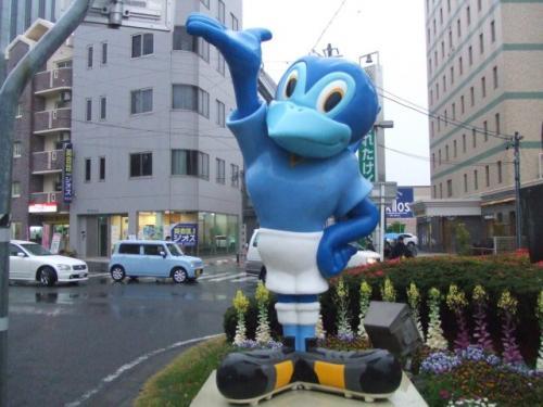 2009 春の18きっぷ GO WEST !【その2】ヤマハスタジアムでサッカー観戦