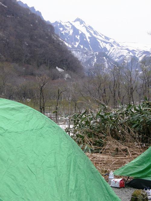GW春山 谷川岳に登る