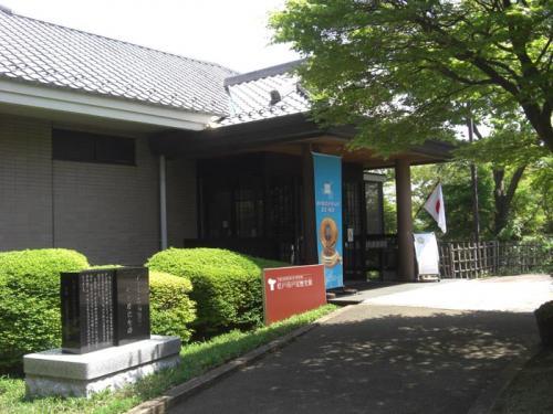 赤ちゃんを連れて 松戸市 戸定歴史館