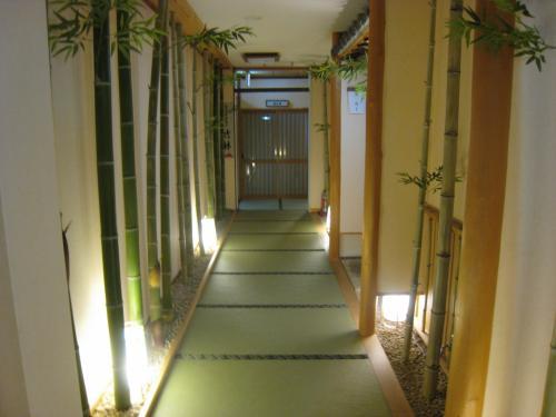 網代温泉 竹林庵 みずの に泊まりました