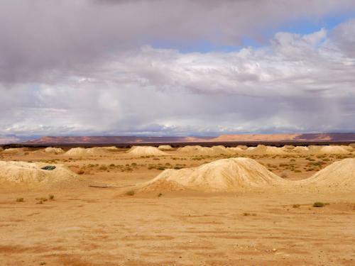 モロッコ カスバと砂漠とスークと ④カスバ街道を行く