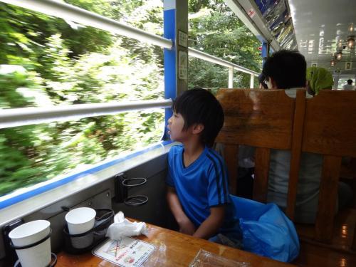 島根県木次発トロッコ列車最高でした!!