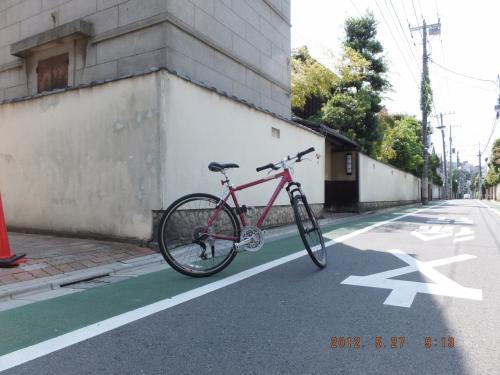 都内 自転車の旅/スカイツリー編