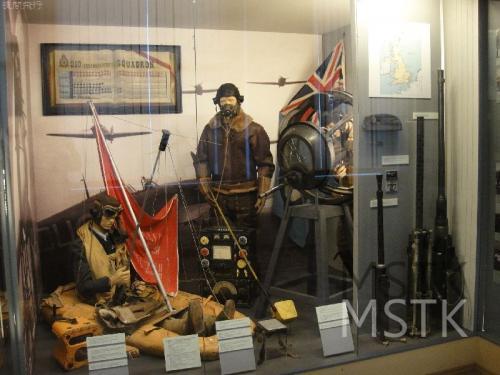 プラハ1泊2日 (2-2):チェコ軍事史博物館