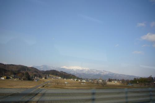 あどけない空を探しに~関東・南東北の旅~その5 安達太良山を望みながら山形蔵王へ