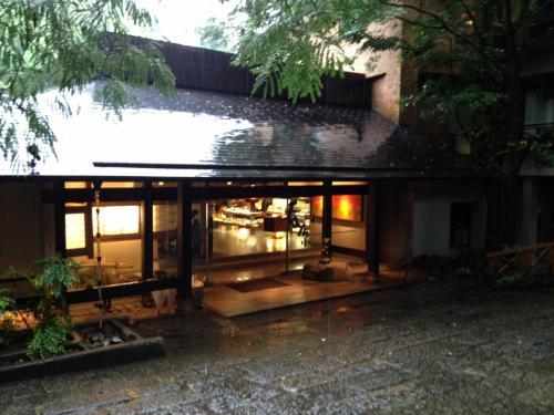 2012 6月 妙見温泉の滞在 1泊2日 「妙見石原荘」