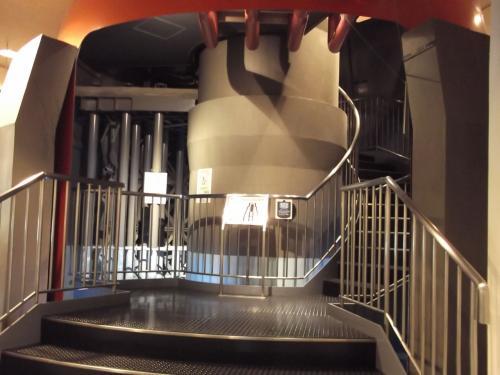 柏崎刈羽原子力発電所の、PR施設:サービスホールへ御邪魔しました。