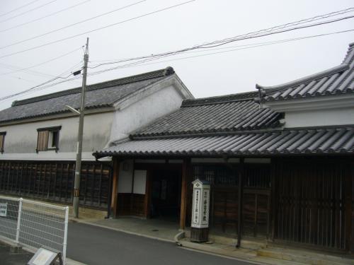 香川 引田(ひけた)の讃州井筒屋敷