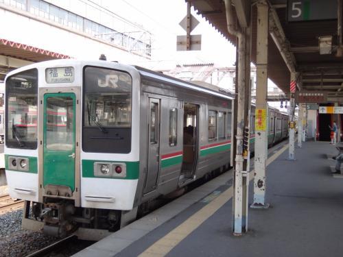 20120603 二本松ブラブラ → 浪江焼きそば → 仙台へ