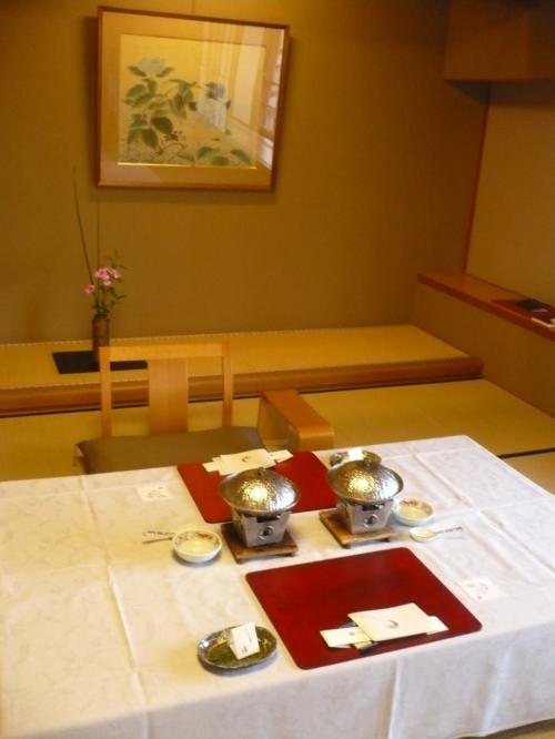 高級旅館「加賀屋『渚亭』」宿泊と、世界遺産「五箇山」、古都金沢、など。ーその5・「続・加賀屋」編ー