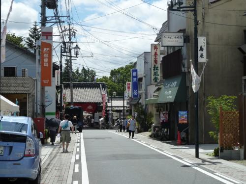 街歩き 笠寺観音 六の市