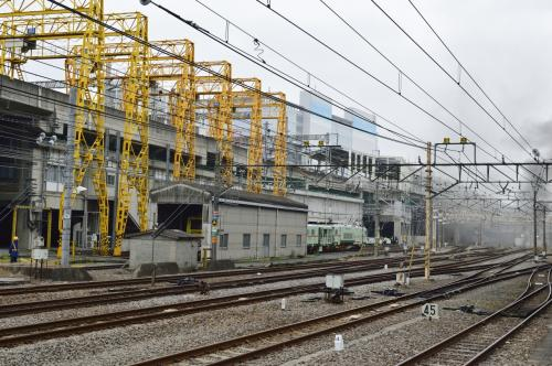 SLの旅シリーズ第22回目、上越線 C61+12系客車・信越線 D51+旧型客車+DD51が高崎駅で同時発車、1.5Kmの線路を並走!JR東日本━―━―(゜∀゜)―━―━― !!   (ο^-')ヤッタネ