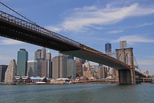 米東海岸わがまま歩き(7)  まずは自由の女神に御挨拶、ロワーマンハッタンを探訪