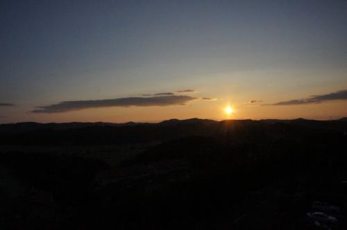 2012年夏 うつくしまふくしま~青空のもとへ~①(大内宿・塔のへつり)
