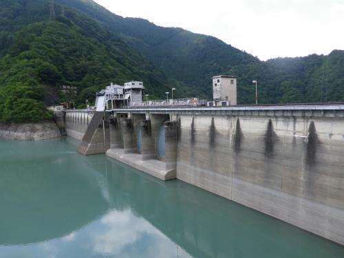 奥大井(井川ダム・井川展示館・井川駅)