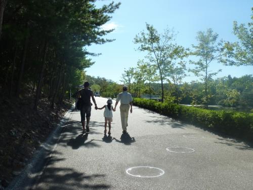 昭和ノスタルジー サツキとメイの家を訪ねて 愛地球博記念公園で遊ぶ♪