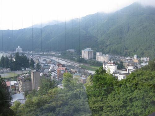 2012 夏旅 (2日目) 濁河温泉~飛騨古川散策記