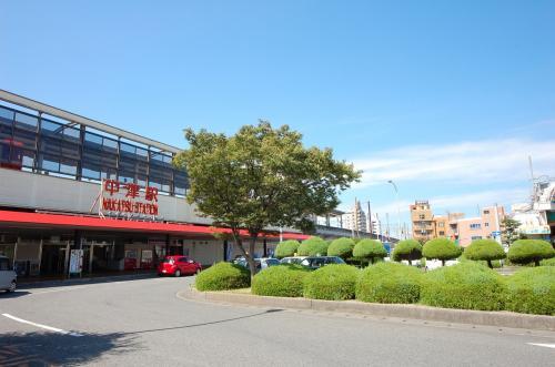 中津城と福澤諭吉の生誕地を訪ねて