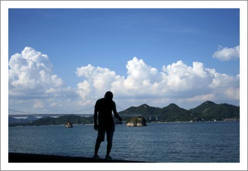 Solitary Journey [1102] 皆が喜び!皆が感動!勇壮な水軍の時代を彷彿とさせる<因島水軍'火まつり'>広島県尾道市因島大浜町