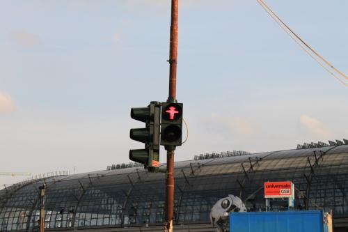 パリマラソン試走・ベルリンマラソン試走の旅(5)ベルリンイノトランス2012