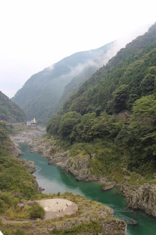 大歩危・かずら橋・琵琶の滝 / 徳島県