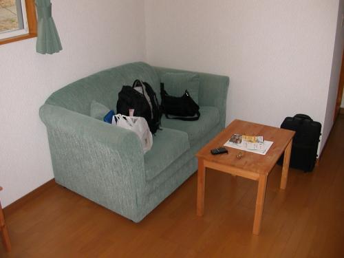 ペンションモルゲンローゼに泊まってみました。