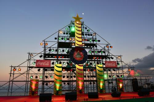 クリスマスHANABI 2012