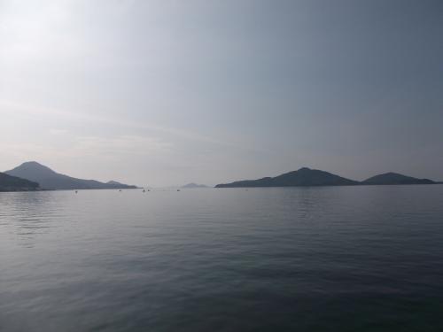 2012夏 粟島の旅
