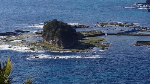 尾ヶ崎ウイング 展望台からの風景