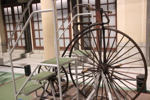 ダルマ自転車/1882年(明治15 ...
