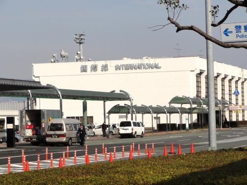 熊本空港でお散歩 in 熊本空港