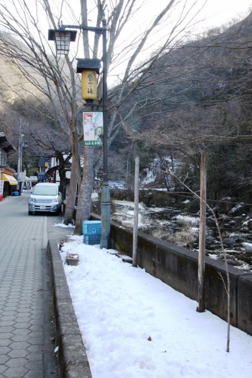 茨城冬紀行、氷瀑の袋田の滝&アンコウ鍋を楽しんできました