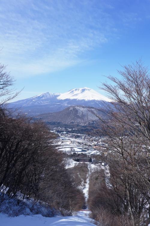 3連休は3S(Ski・Snow monkey・Stay)