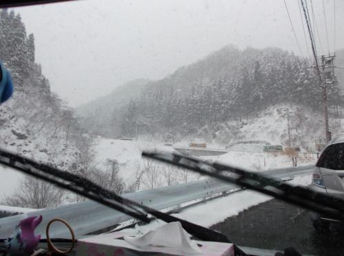 2013年、今シーズン初すべり(^−^)今庄365スキー場へ