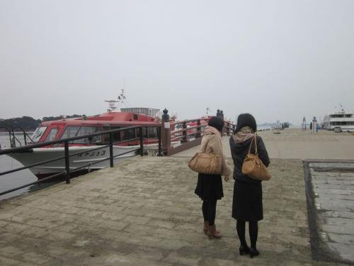 楽しい乗り物に乗ろう! 「松島湾かき鍋クルーズ」  ~松島・宮城~