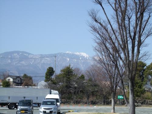 初めての飯田と昼神温泉