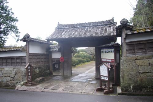 日南・九州の小京都・飫肥(豫章館・松尾の丸・歴史資料館)散策