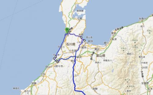 2011能登半島&金沢1泊2日☆ 旅のメインはUFO?!② 《UFOと宇宙の博物館と砂浜ドライブ》