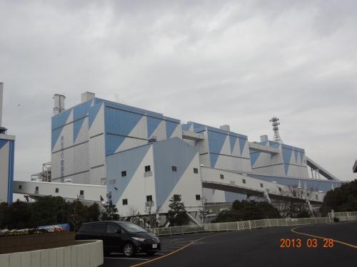 『碧南火力発電所・武豊メガソーラー見学会-電力会社の真実、日本の電力会社の信用は回復したのか-』