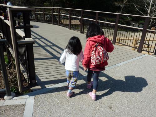 春爛漫 桜満開♪ 名古屋東山動物園2013